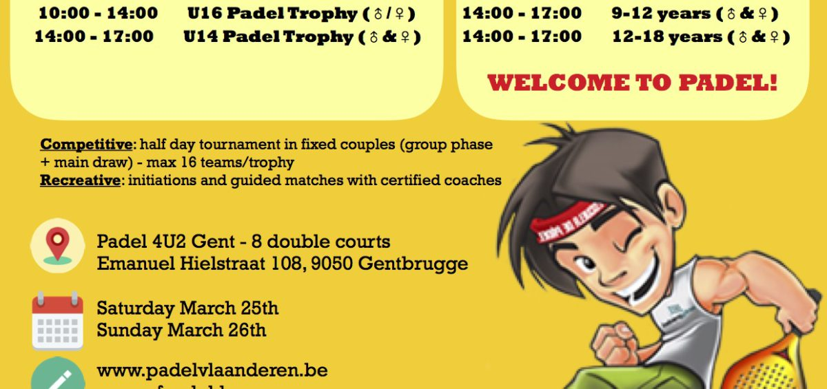 poster-winsol-junior-padel-trophy